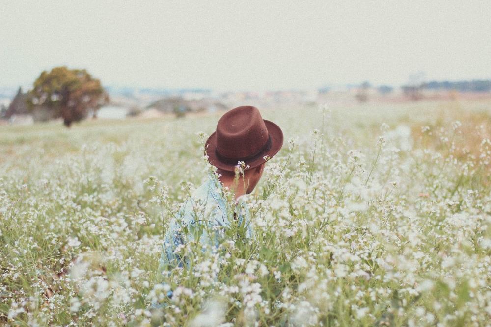 Le chapeau du printemps